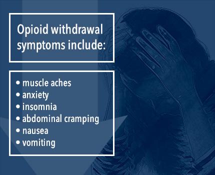 opiod withdrawal symptoms