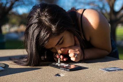 Amphetamines and Cocaine
