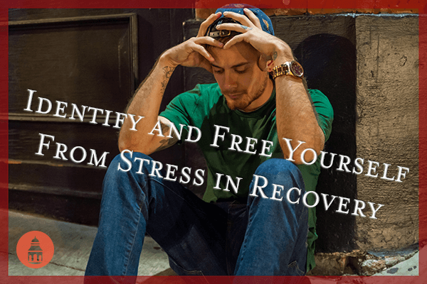 free yourself from stress in recovery