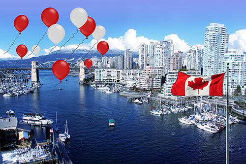 Vancouver holiday celebrations