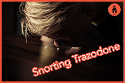 Snorting Trazodone: Can You Do It Safely? - San Diego